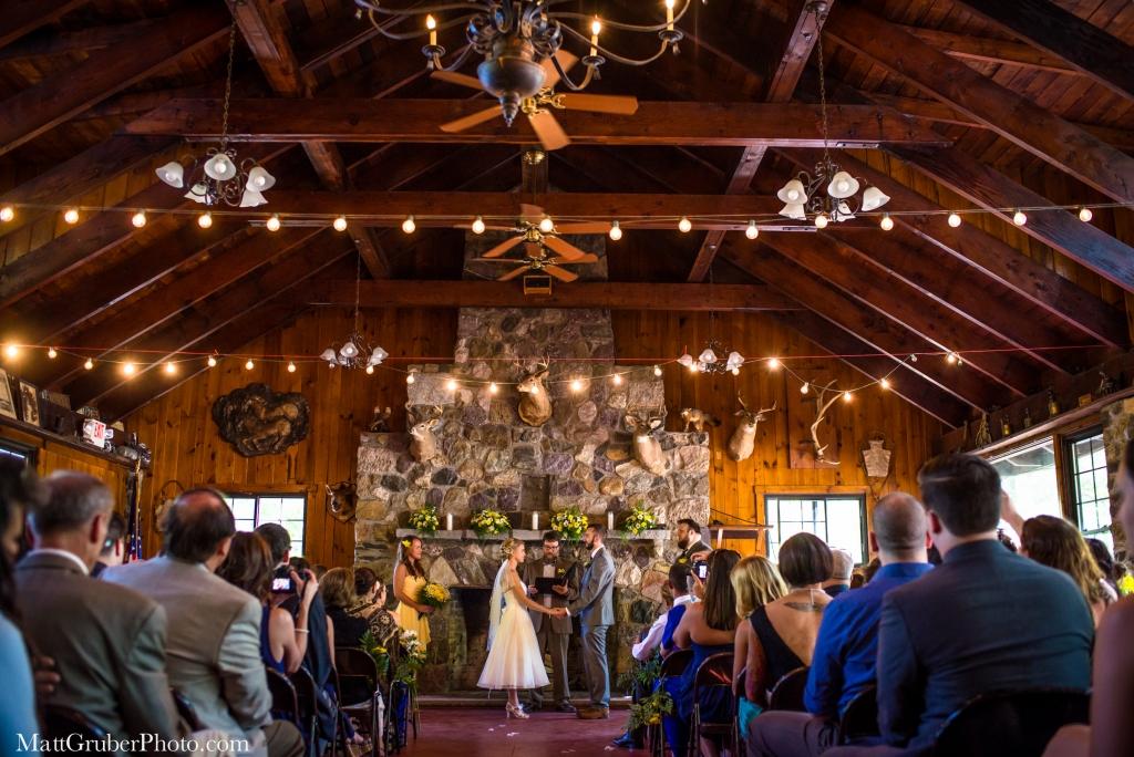 lake hird lodge wedding