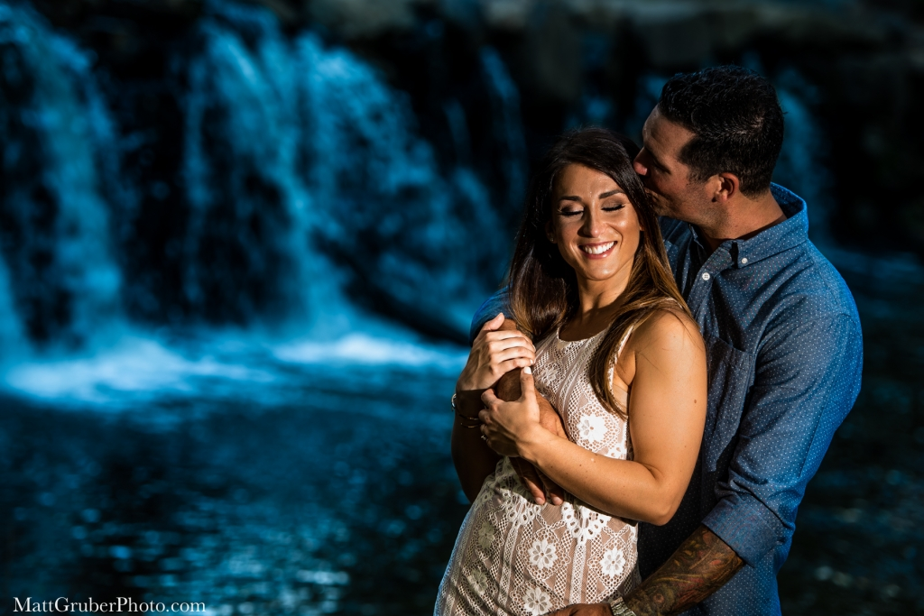 newlin grist mill engagement