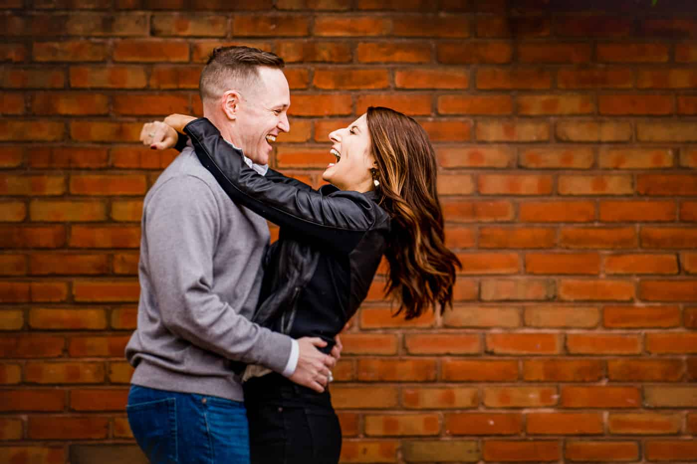 Headhouse Square Engagement Photos