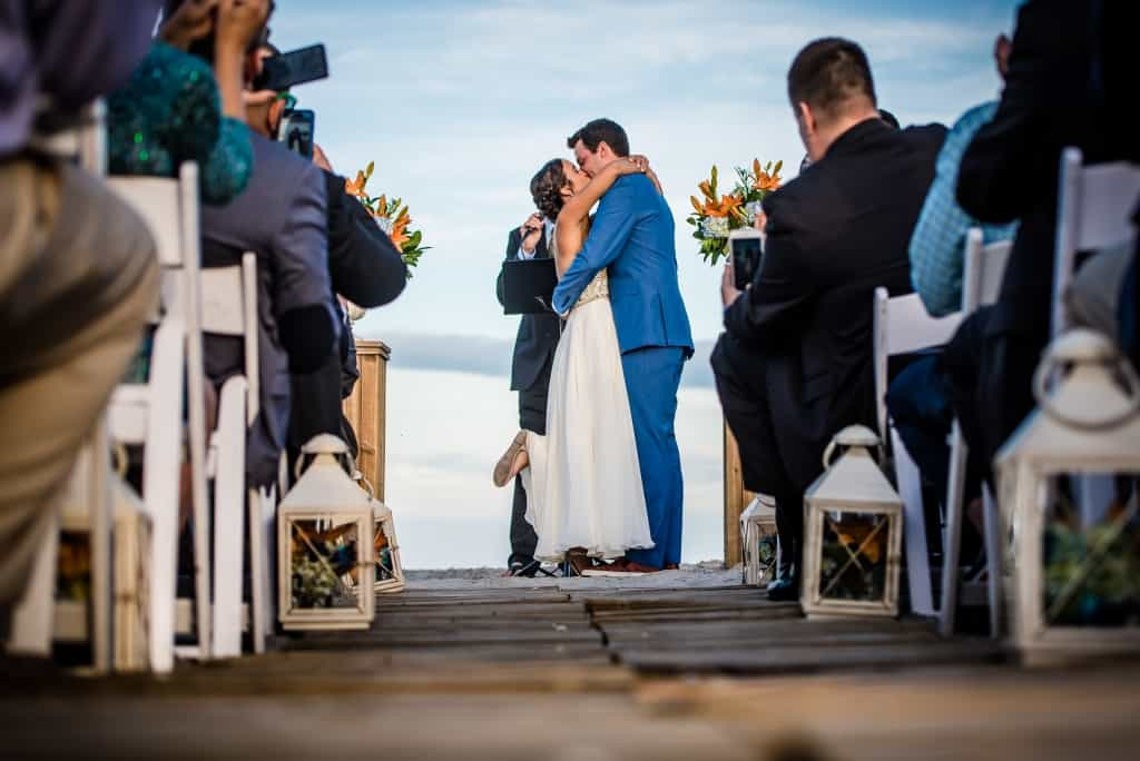 Icona Golden Inn Beach wedding
