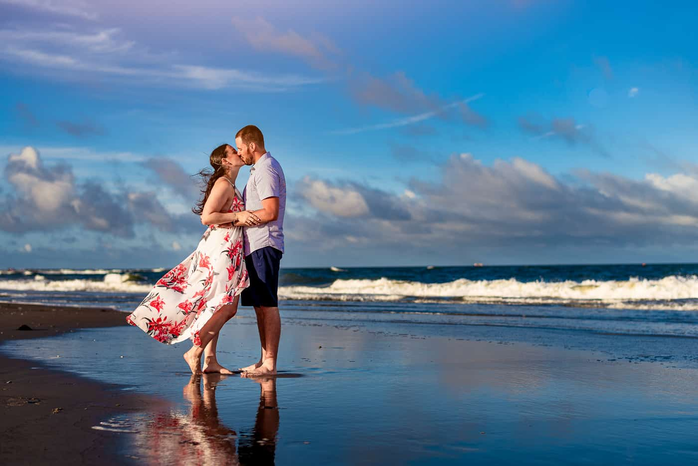 Sea Isle Engagement