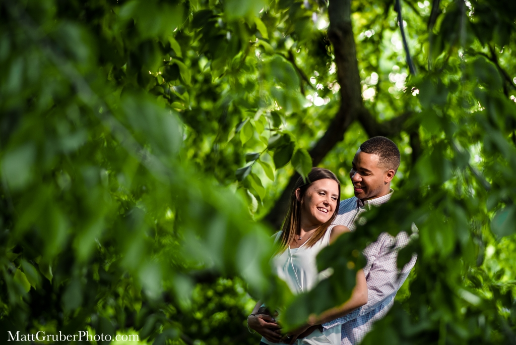 Haverford College Engagement Session