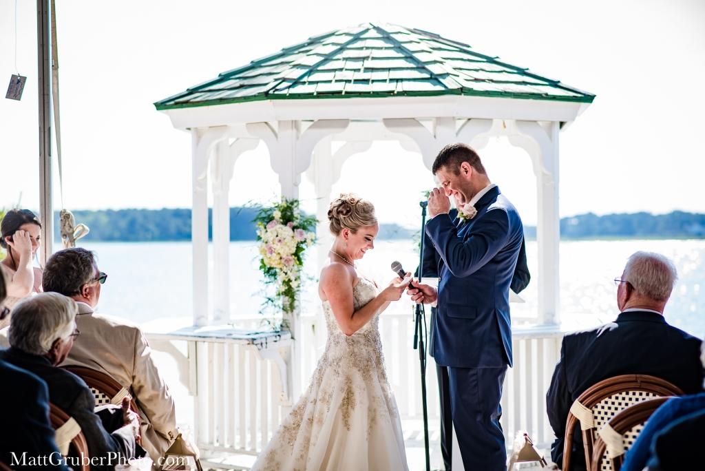 Wedding At Ivy Dewey Beach