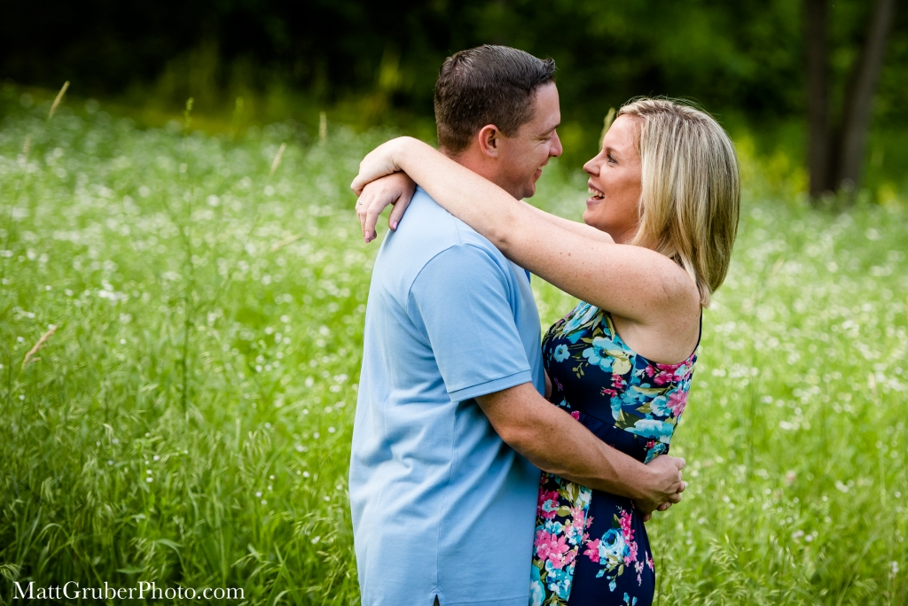 Springton Manor Farm engagement Session