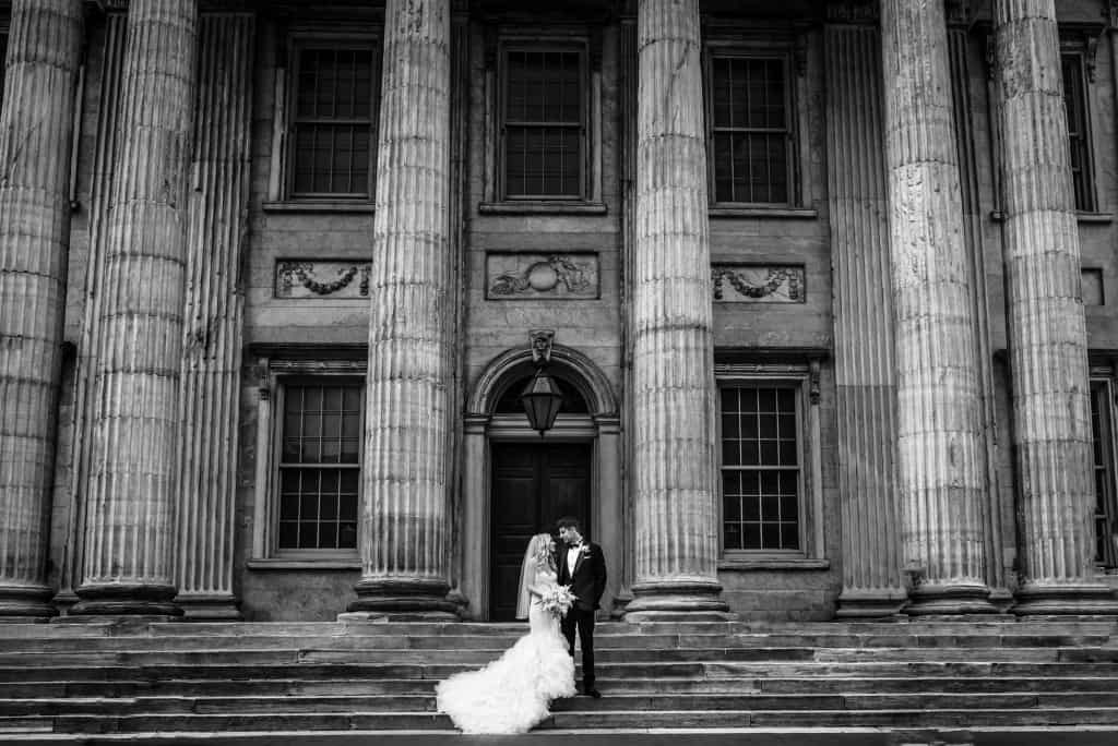 First Bank of The United States Wedding Photos