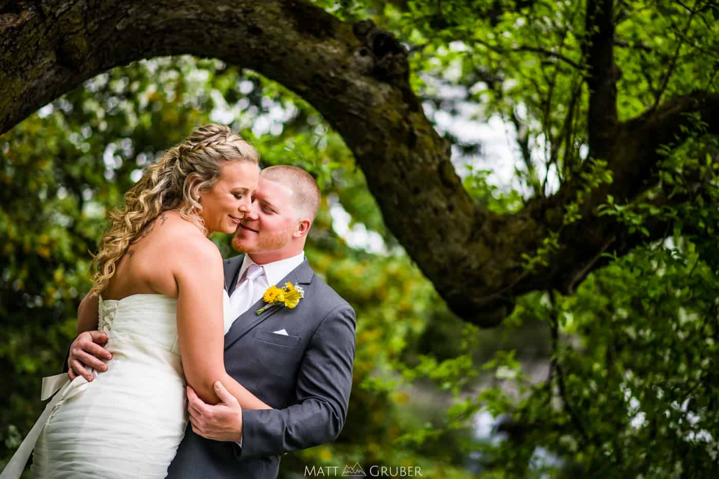 Landenberg Barn Wedding