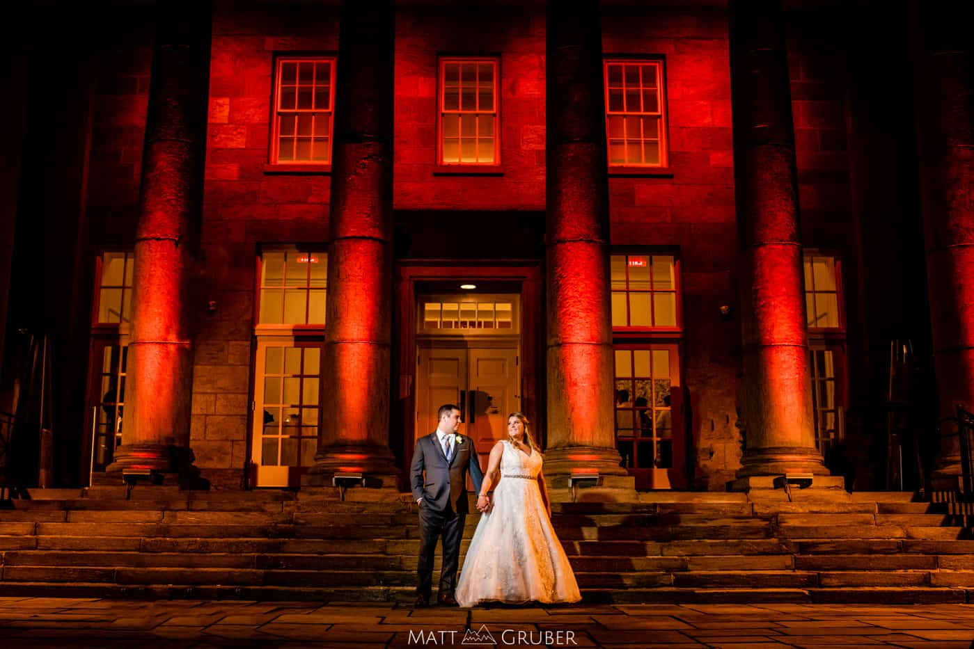 ballroom at Ellis preserve wedding photos