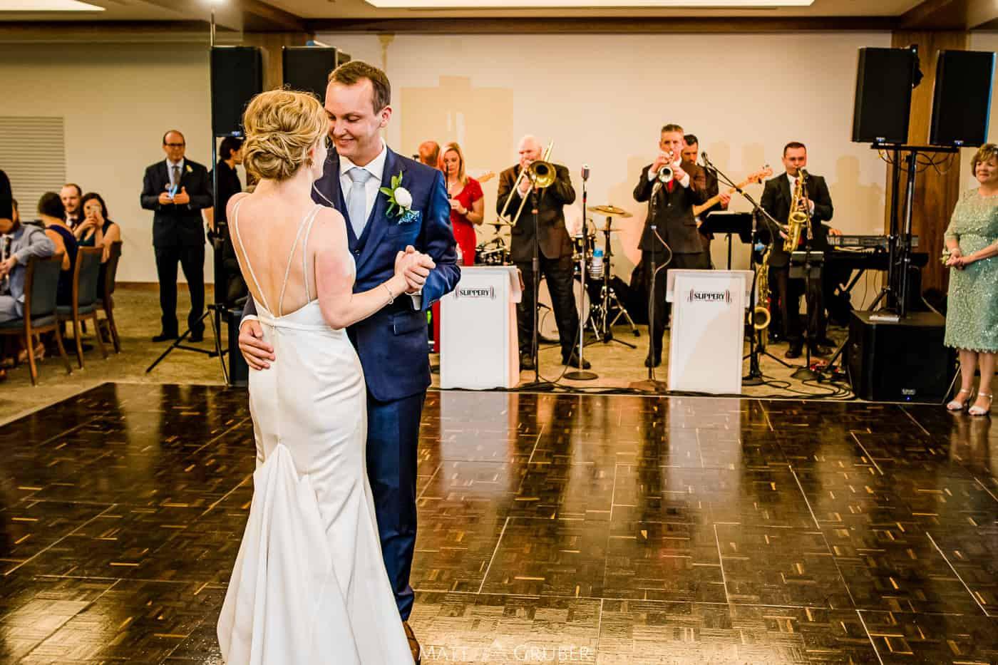 The Inn at Villanova University Wedding