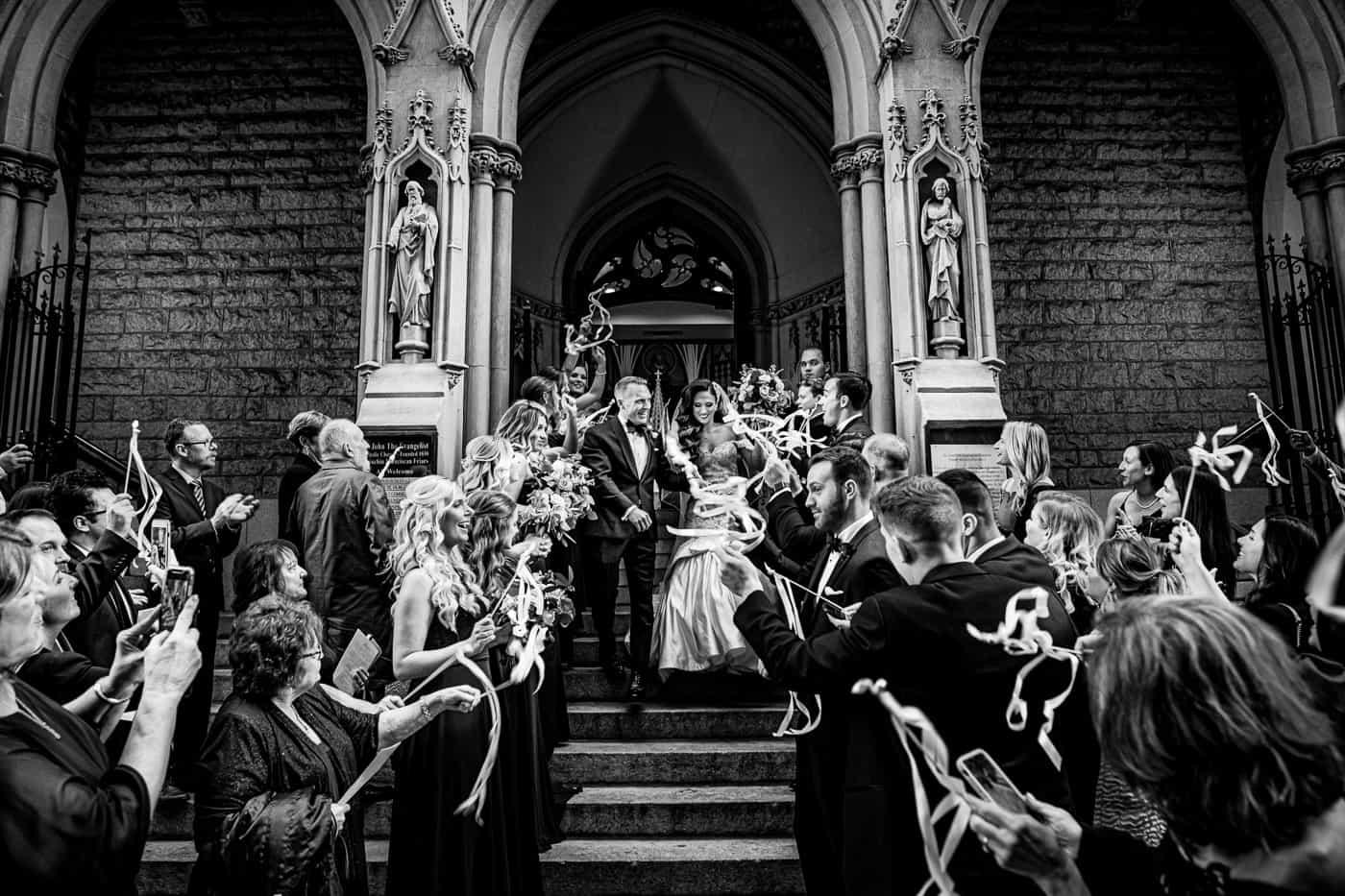Best wedding photographers in Philadelphia 2019