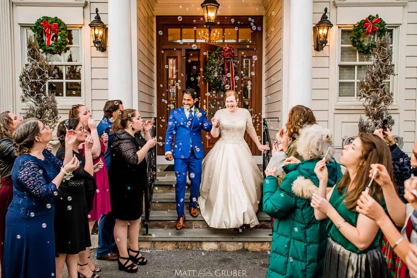 Washington Crossing Inn Wedding
