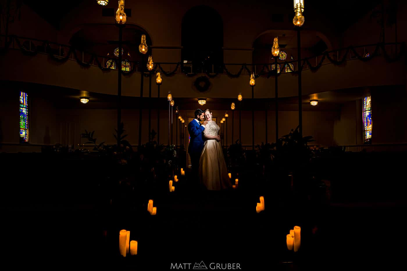 1867 Sanctuary Wedding