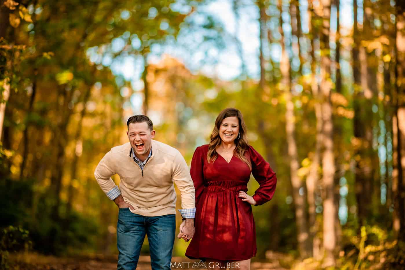 Marsh Creek State Park Engagement Session