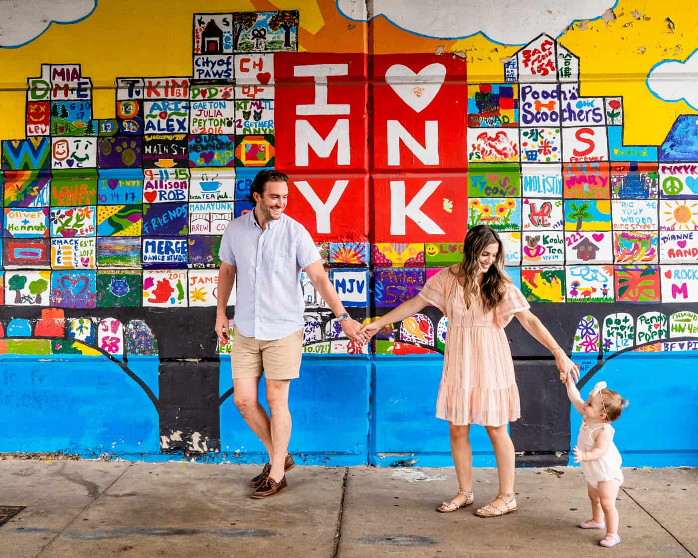 Manayunk Family Session